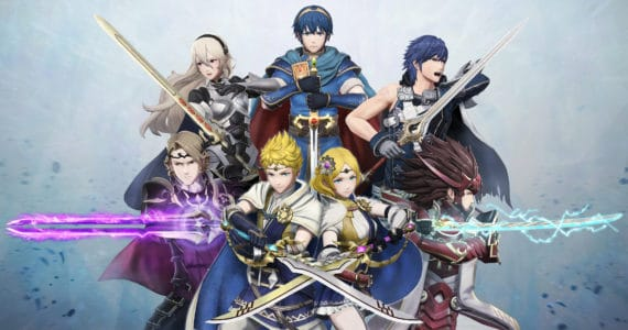 Fire Emblem Warriors - Les héros