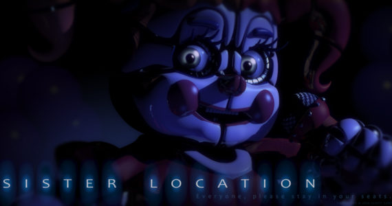 Five Nights at Freddy's annonce
