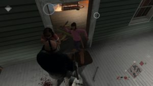 Friday the 13th: The Game Jason Attaque Groupe