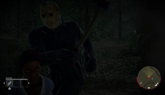 Friday the 13th: The Game Jason Couteau