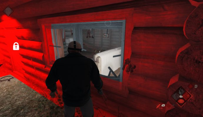 Friday the 13th: The Game Jason Vision