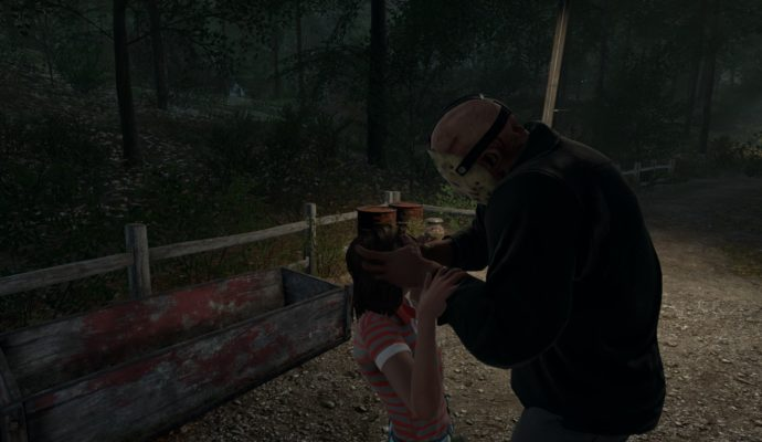 Friday the 13th: The Game Skull Crush