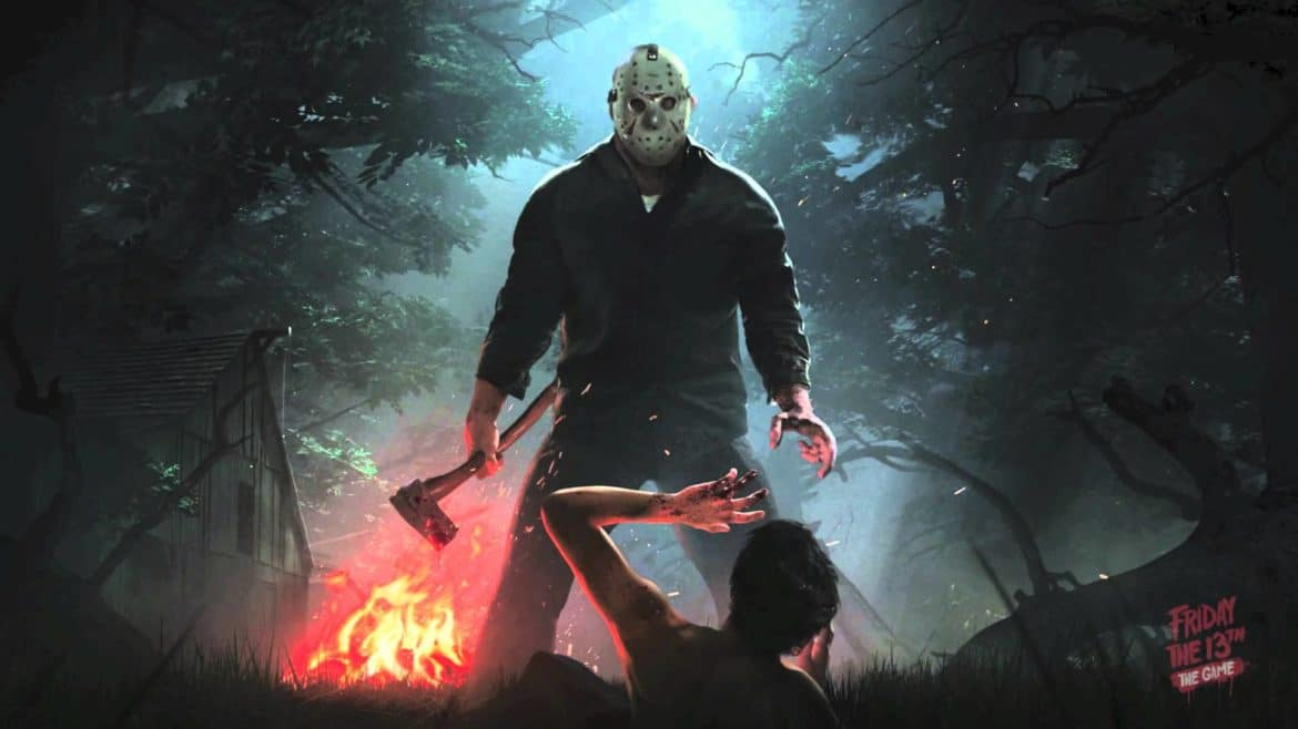 Friday the 13th: The Game Titre