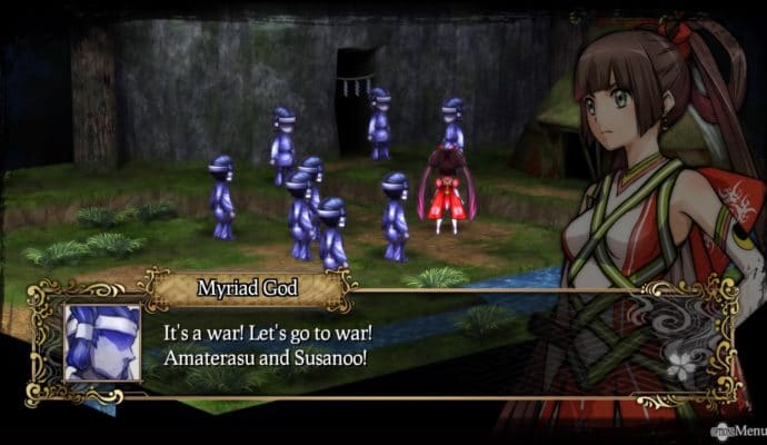 God Wars: Future Past myriade de dieux