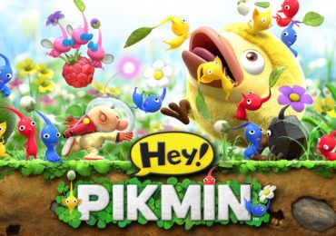 Hey! Pikmin logo