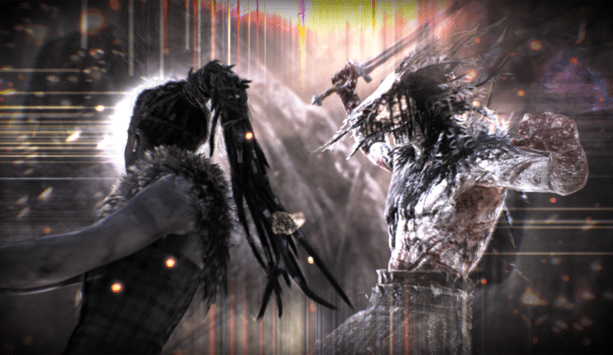 Hellblade: Senua's Sacrifice mode photo