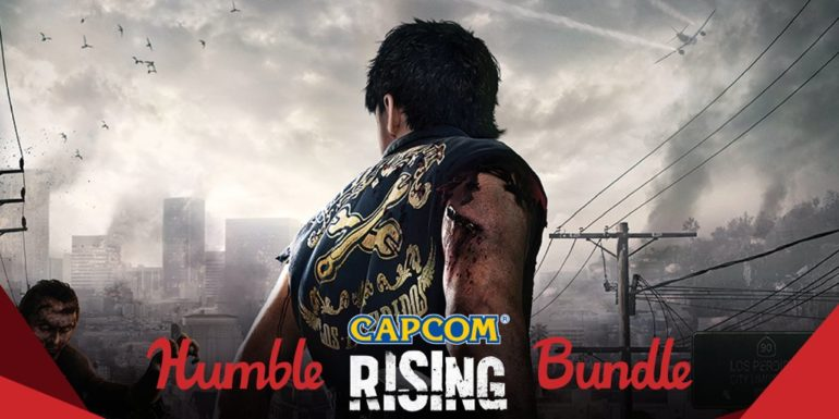 Humble Capcom Rising Bundle