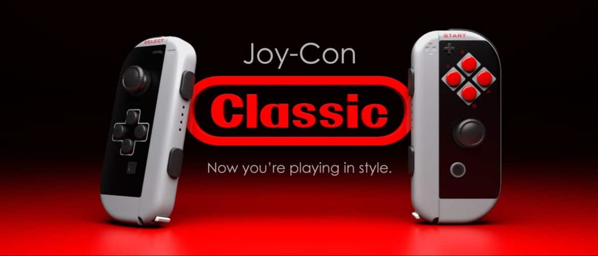 Joy-Con Classic NES Nintendo Switch
