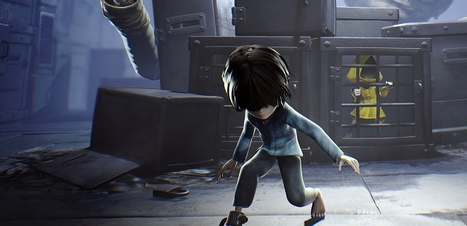 Little Nightmares DLC Secrets of the Maw