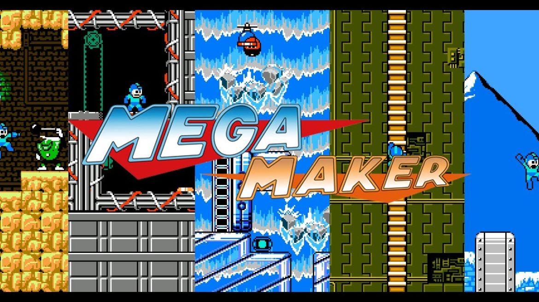 Bannière Mega Maker