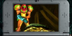 Metroid Samus Returns- Samus Aran
