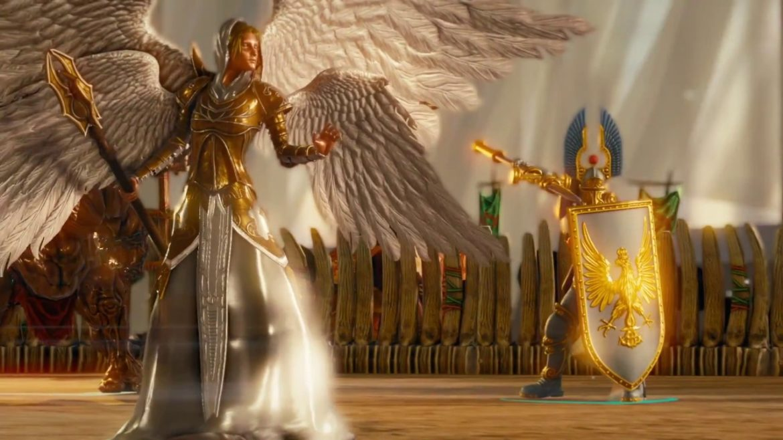 Might & Magic Showdown figurine