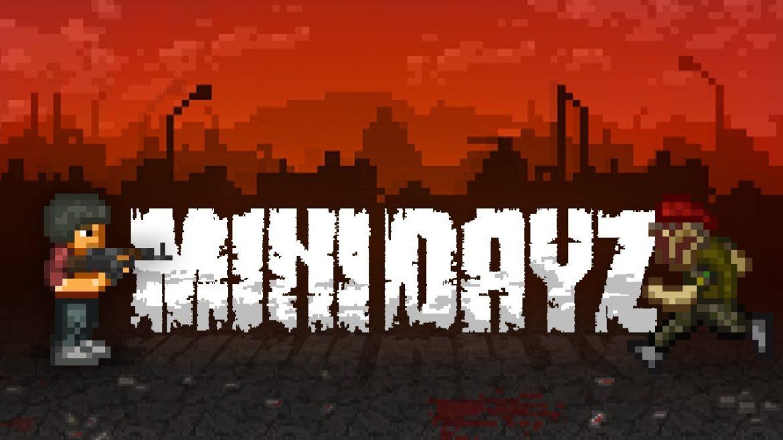 Mini DayZ logo