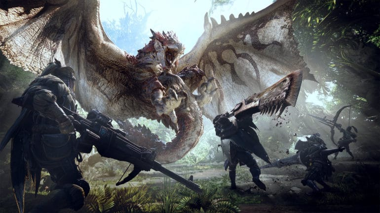 Monster Hunter: World - Rathalos
