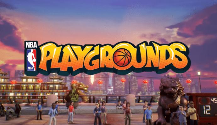 Jeux de sport NBA Playgrounds
