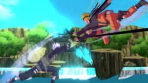 Naruto Shippuden: Ultimate Ninja Storm Trilogy combat