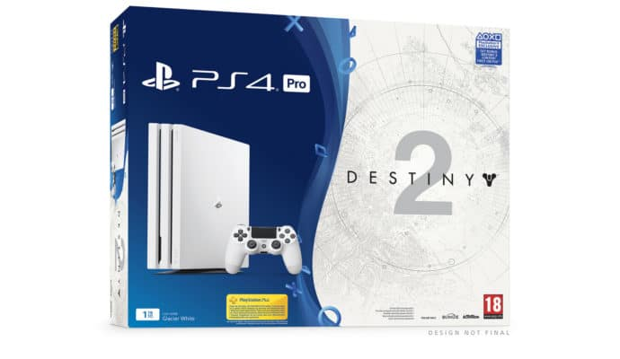 PlayStation 4 Pro - Bundle Destiny 2