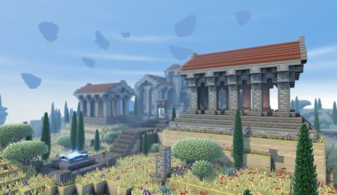 Portal Knights nouvelle île