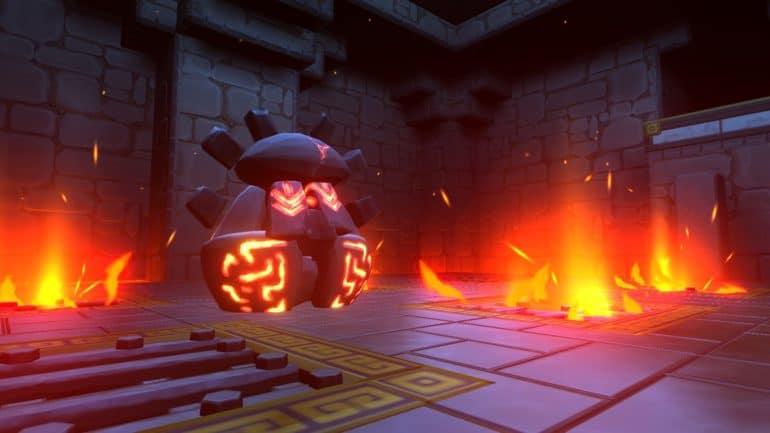 Portal Knights épreuves
