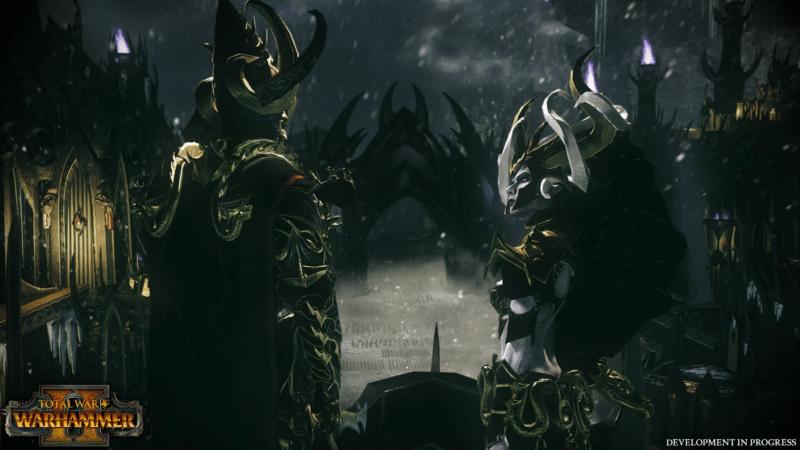 Total War: Warhammer II Elfes Noirs