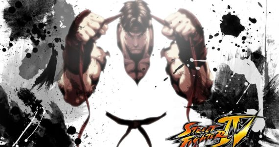 Wallpapaer Ryu Street Fighter IV: Champion Edition