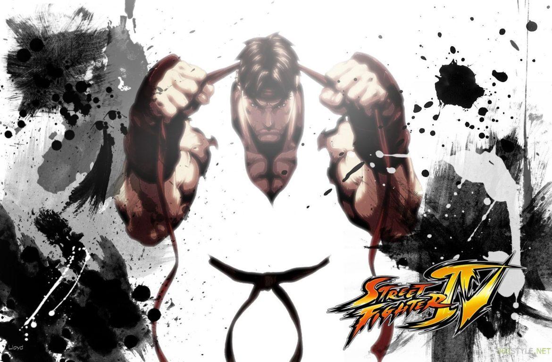Wallpapaer Ryu Street Fighter IV: Champion Edition
