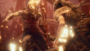 Hellblade: Senua's Sacrifice Senua se fait des amis