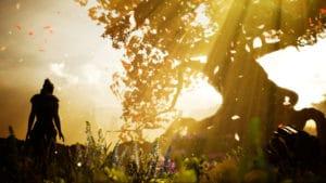 Hellblade: Senua's Sacrifice arbre pittoresque