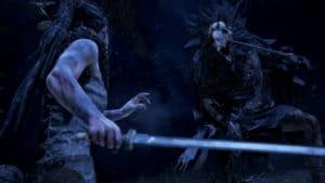 Hellblade: Senua's Sacrifice combat