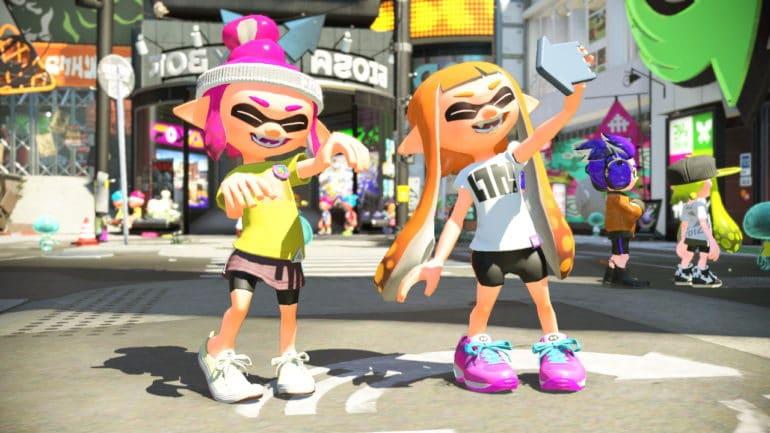 Nintendo dévoile les prochaines mises à jour de Splatoon 2