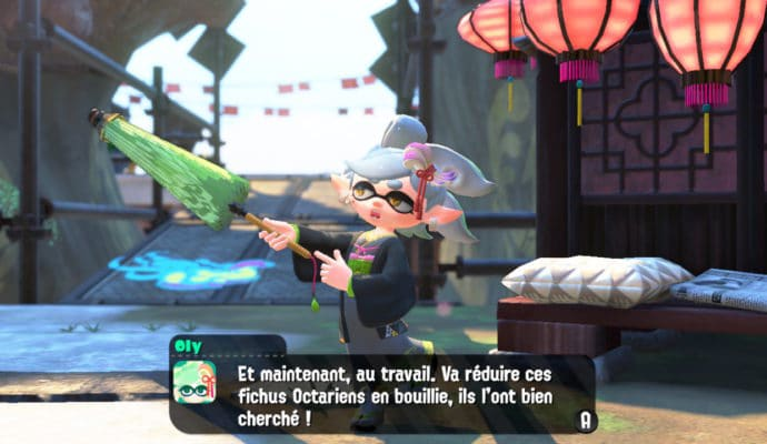 Test Splatoon 2 - Oly