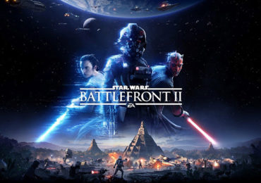 Star Wars Battlefront II - Cover officielle