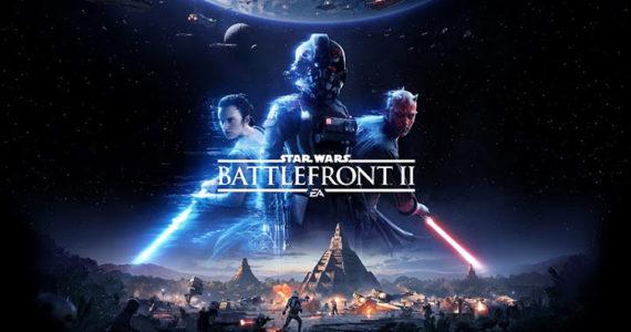 Star Wars Battlefront II - Cover officielle