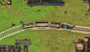 Bounty Train combat contre des Indiens