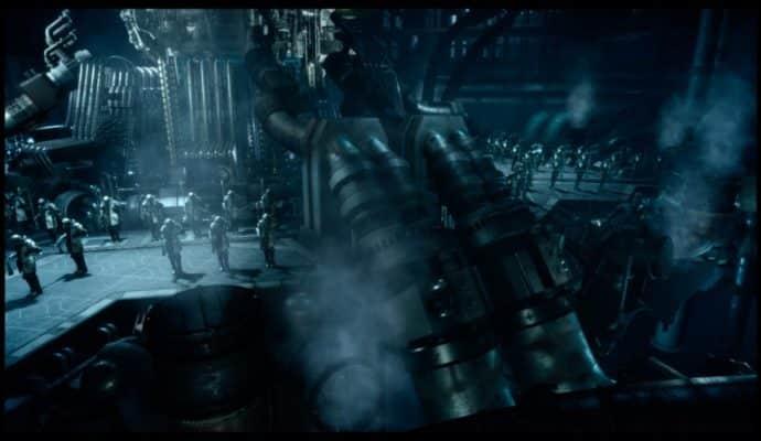 Final Fantasy XV : Épisode Prompto - Machines