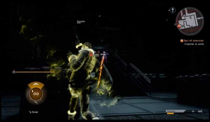 Final Fantasy XV : Épisode Prompto - Tir spécial de Prompto
