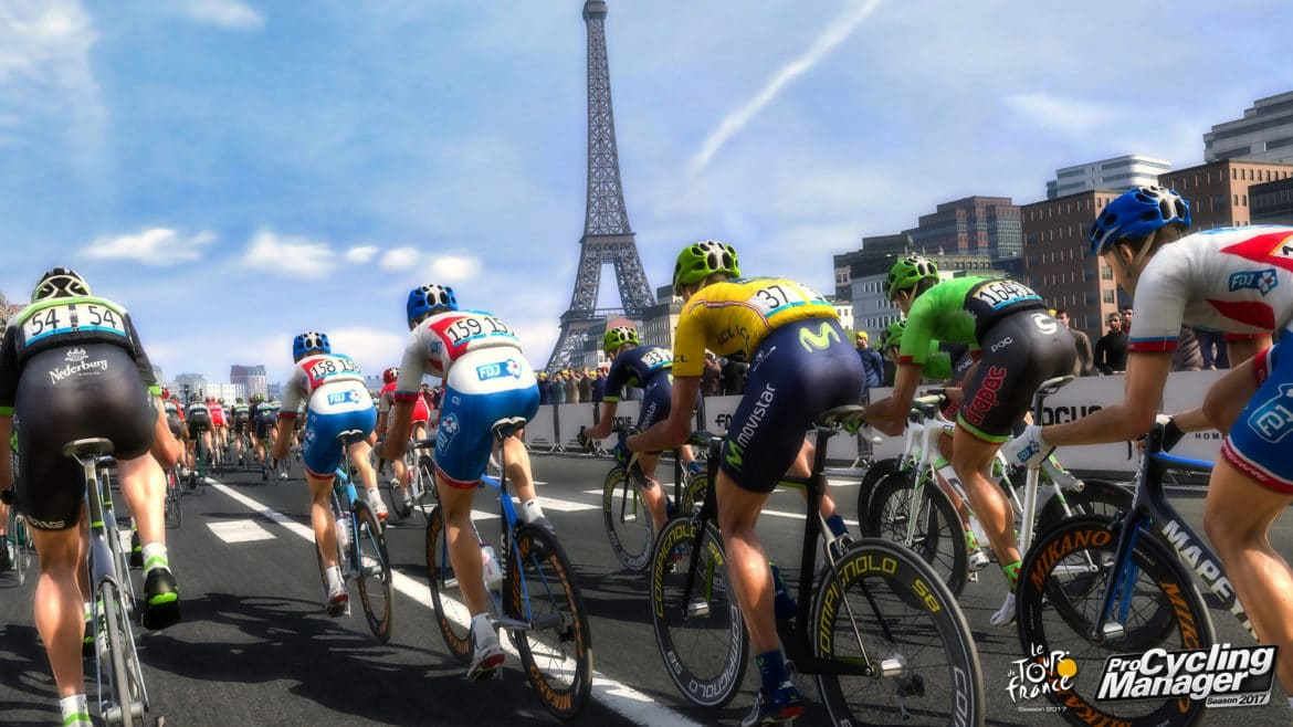 Pro Cycling Manager titre