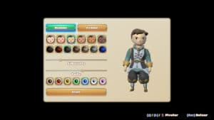 Yonder: The Cloud Catcher Chronicles personnage