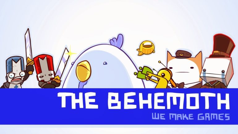 The Behemoth slogan