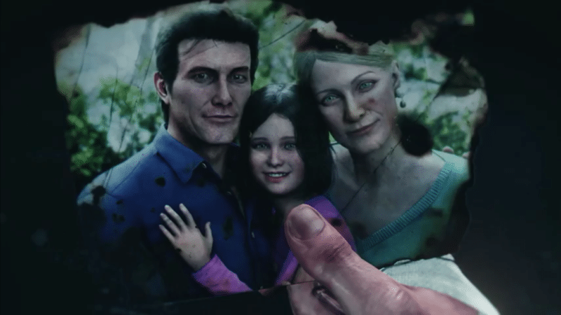 The Evil Within 2 famille