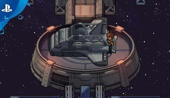The Escapists 2 USS Anomaly