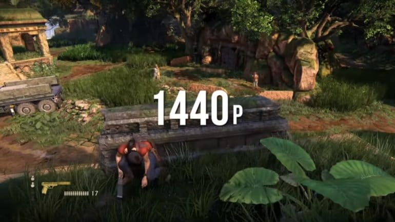 Uncharted: The Lost Legacy 1440p