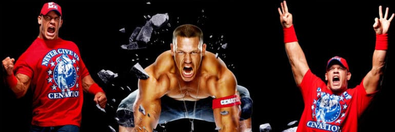 WWE 2K18 John Cena