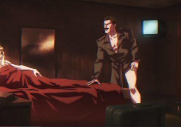 Hollywood, des Agents of Mayhem, et une actrice nue dans un lit, tournent ensemble un film pornographique.