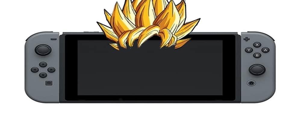 La Switch passera en mode Super Sayien à la sortie de Dragon Ball Xenoverse 2, et en voici un petit aperçu.