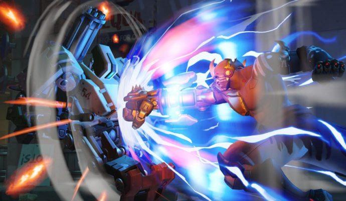 Doomfist sera un personnage d'Overwatch extrêmement offensif