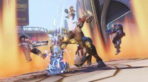 Doomfist utilise son ulti dans Overwatch