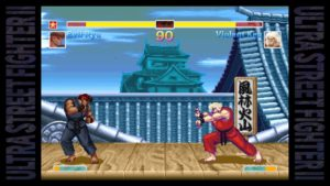 le mode Old-school d'Ultra Street Fighter II: The Final Challengers