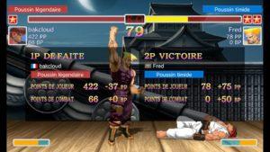 Le mode en ligne d'Ultra Street Fighter II: The Final Challengers