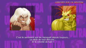 Violent Ken et ses répliques dans Ultra Street Fighter II: The Final Challengers